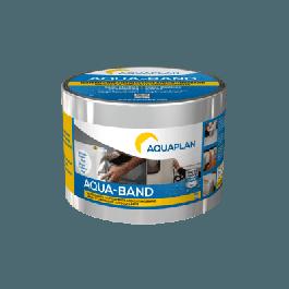 Aquaplan Aqua-Band Aluminium 10 m X 10 cm | Zelfklevende afdichtingsband