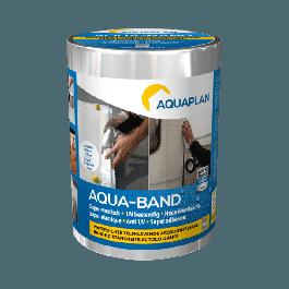 Aquaplan Aqua-Band grijs 10 m X 15 cm | Zelfklevende afdichtingsband