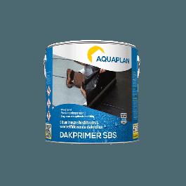 Aquaplan DakPrimer SBS 2,5L   Sneldrogende bitumineuze impregneerlaag
