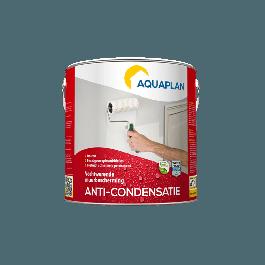 Aquaplan Anti-Condensatie 2,5 L | vloeibare muur-en plafondcoating