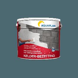 Aquaplan Kelder-Bezetting 10 Kg | Witte waterdichte cementcoating