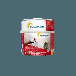 Aquaplan Kelder-Epoxy 1,5 L | Tweecomponenten epoxycoating