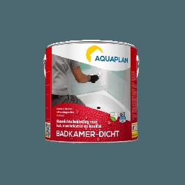 Aquaplan badkamer-Dicht 2,00 L | Waterdichte coating voor waterdichte badkamer