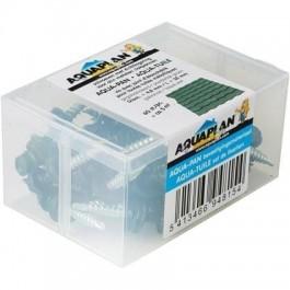 Aquaplan Aqua-Pan schroef 40 stuks groen