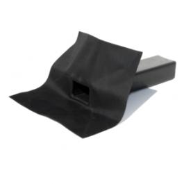 Aquaplan Hemelwaterafvoer / horizontaal 90° - 60 x 80 mm