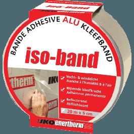 IKO enertherm Iso-Band Alu kleefband 20m