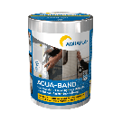 Aquaplan Aqua-Band grijs 10 m X 30 cm | Zelfklevende afdichtingsband