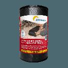 DPC Waterkeringsfolie 30 cm X 30 m | Rotvrije en scheurvaste kunstof-folie
