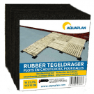 Aquaplan Rubber Tegeldrager 10x10 cm